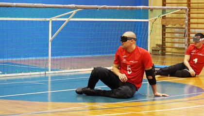 Finał Mistrzostw Polski w Goalball