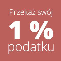Przekaż 1% swojego podatku